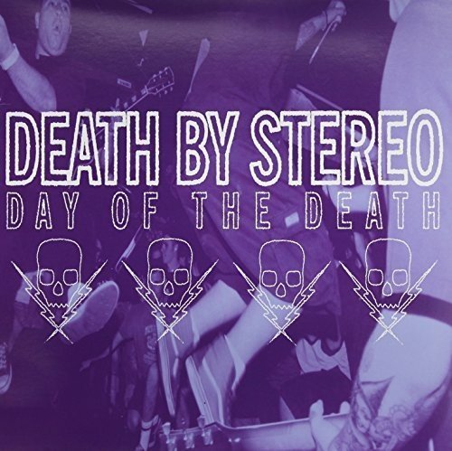 Death By Stereo - Day Of The Dead (Gold)