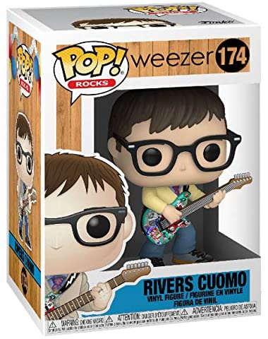 Funko Pop! Rocks - Rivers Cuomo