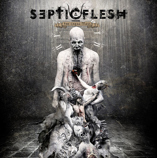 Scepticflesh - The Great Mass (Clear)