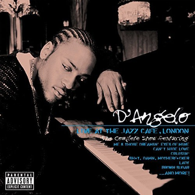D'Angelo - Live At The Jazz Café, London (2LP)