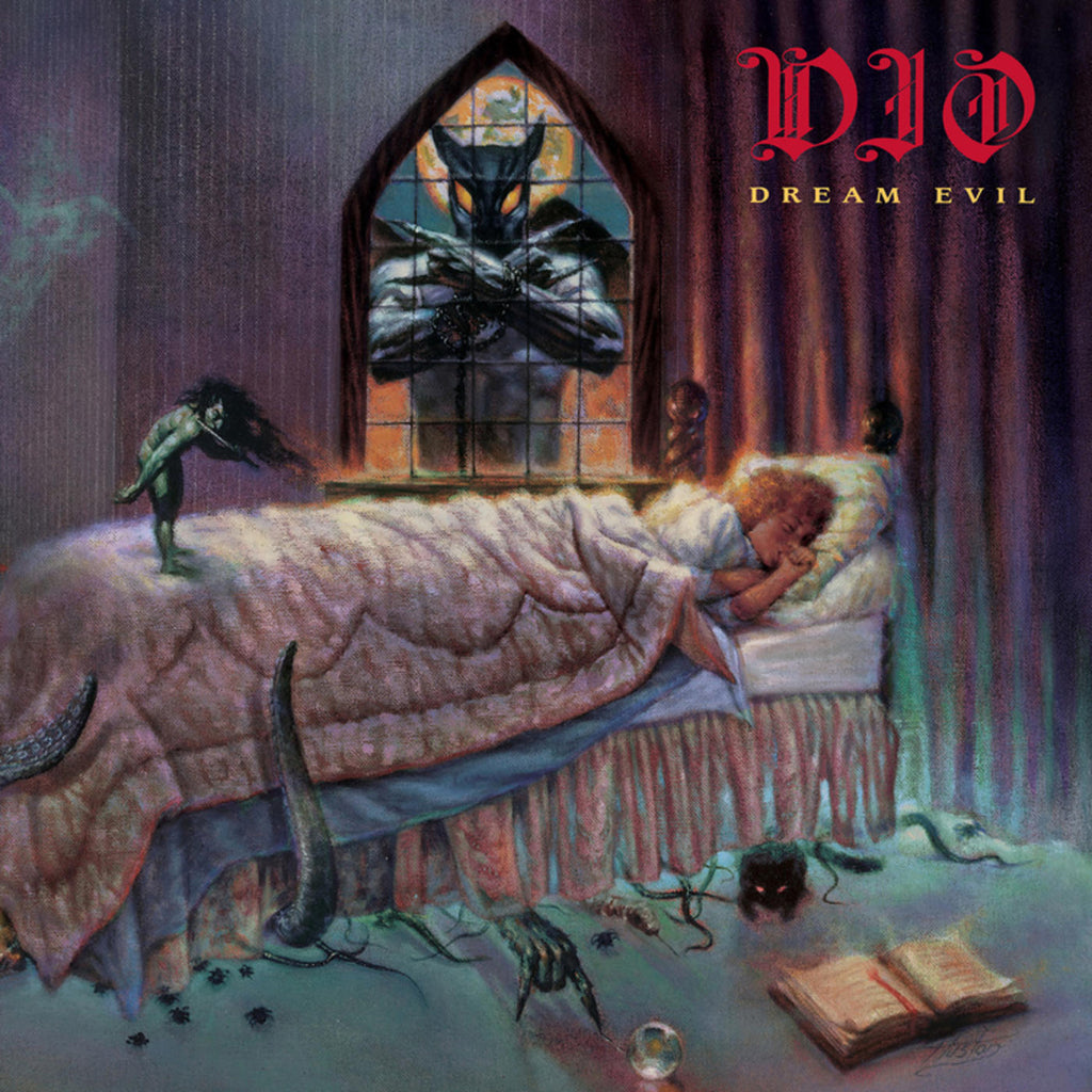 Dio - Dream Evil (Green)