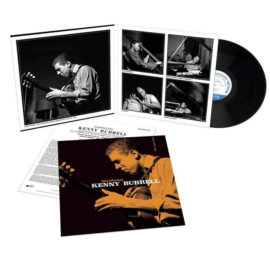 Kenny Burrell - Introducing Kenny Burrell (Tone Poet Series)