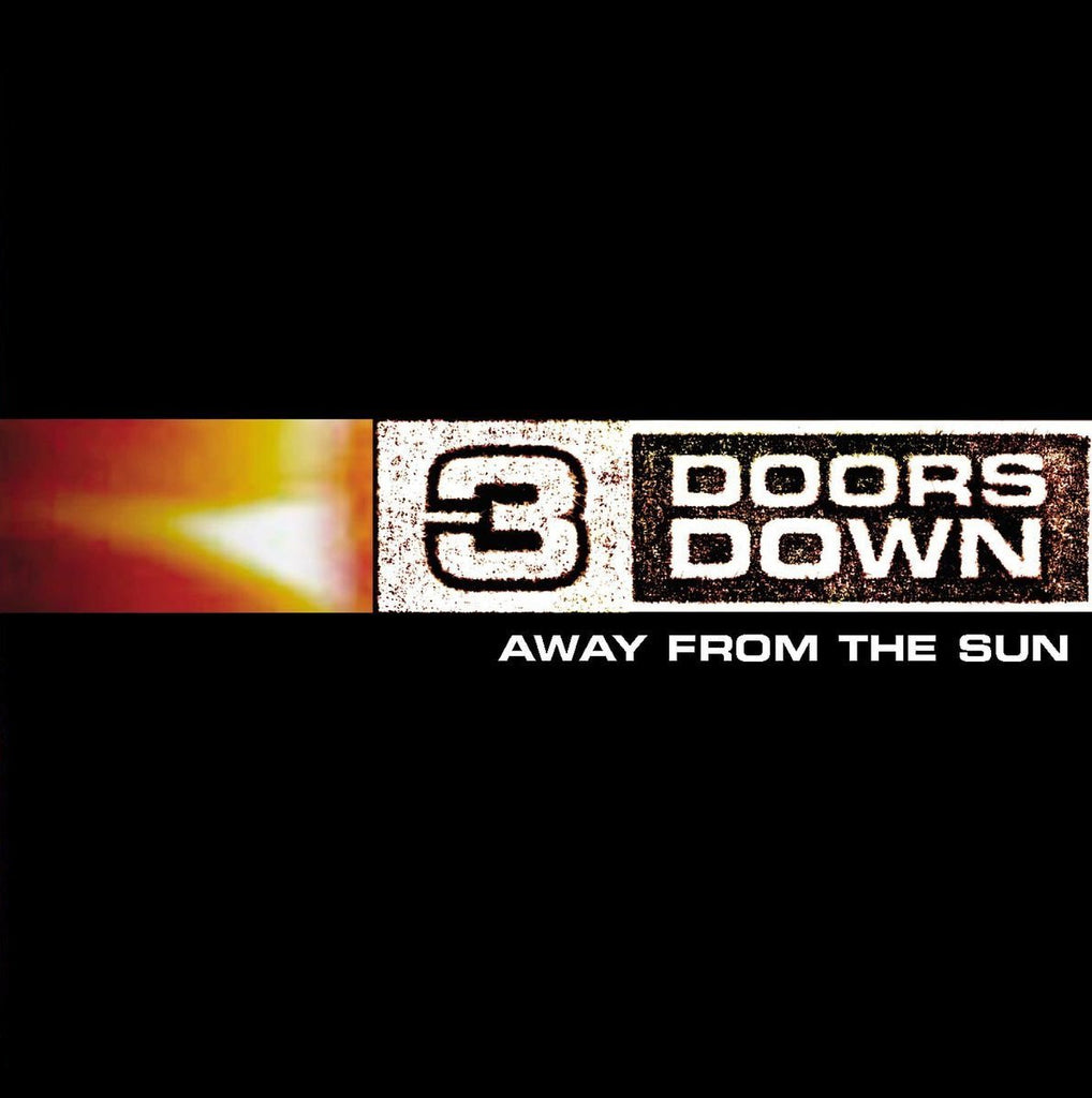 3 Doors Down - Away From The Sun (2LP)