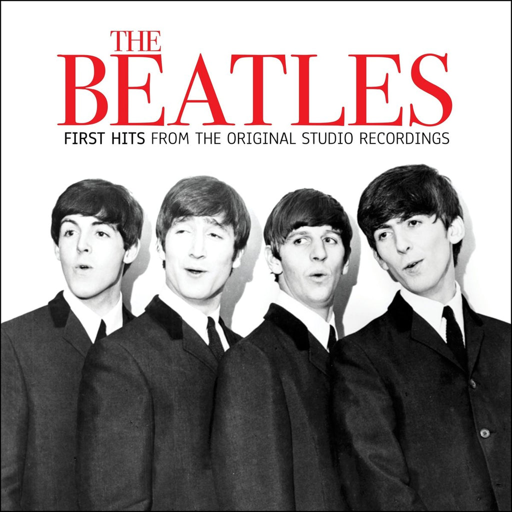 Beatles - First Hits From The Original Recordings (Red)