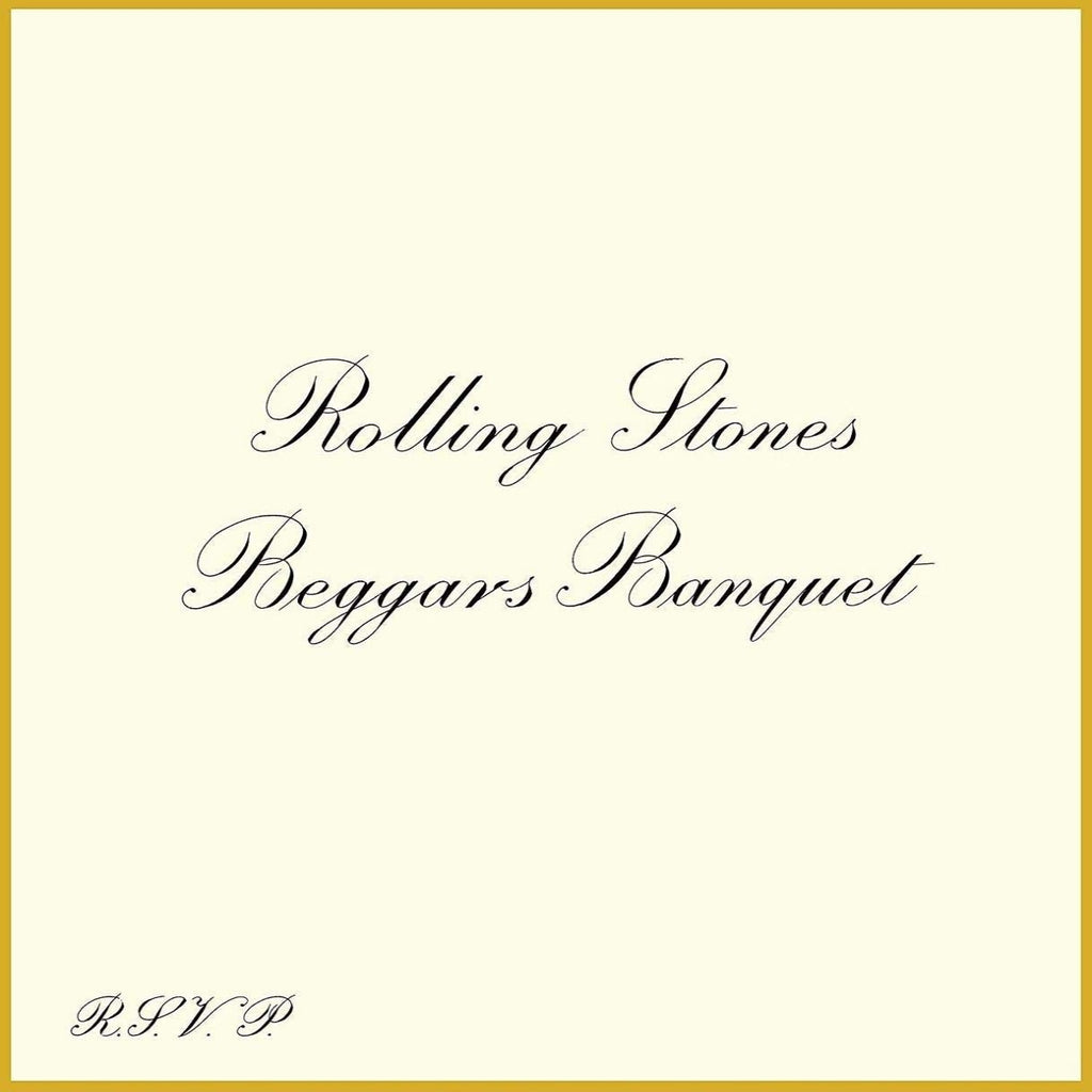 Rolling Stones - Beggars Banquet (50th anniversary, RSVP package 2LP)