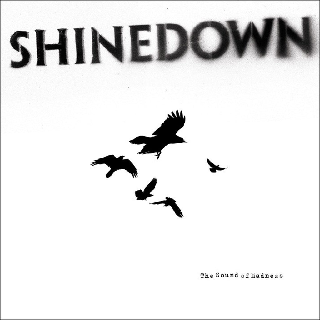 Shinedown - Sound Of Madness (2LP)(White)