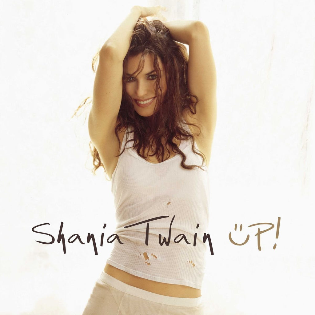 Shania Twain - Up! (Red 2LP)