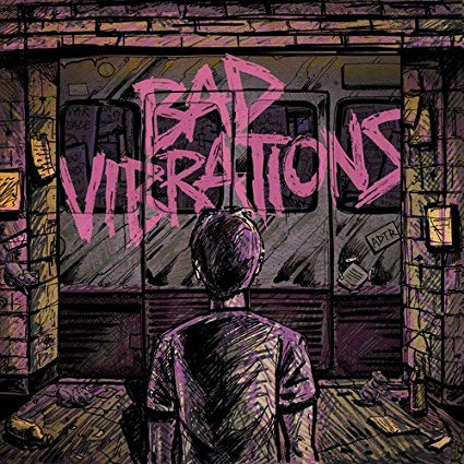 A Day To Remember - Bad Vibrations (Pink)