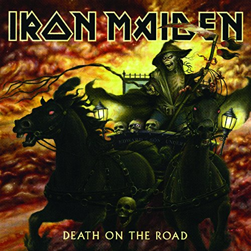 Iron Maiden - Death On The Road (2LP)