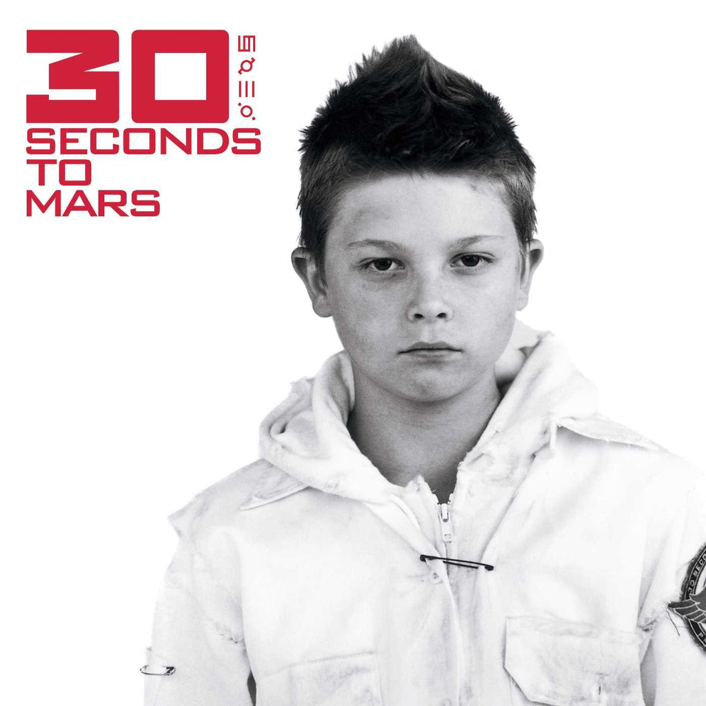 30 Seconds To Mars - 30 Seconds To Mars (2LP)