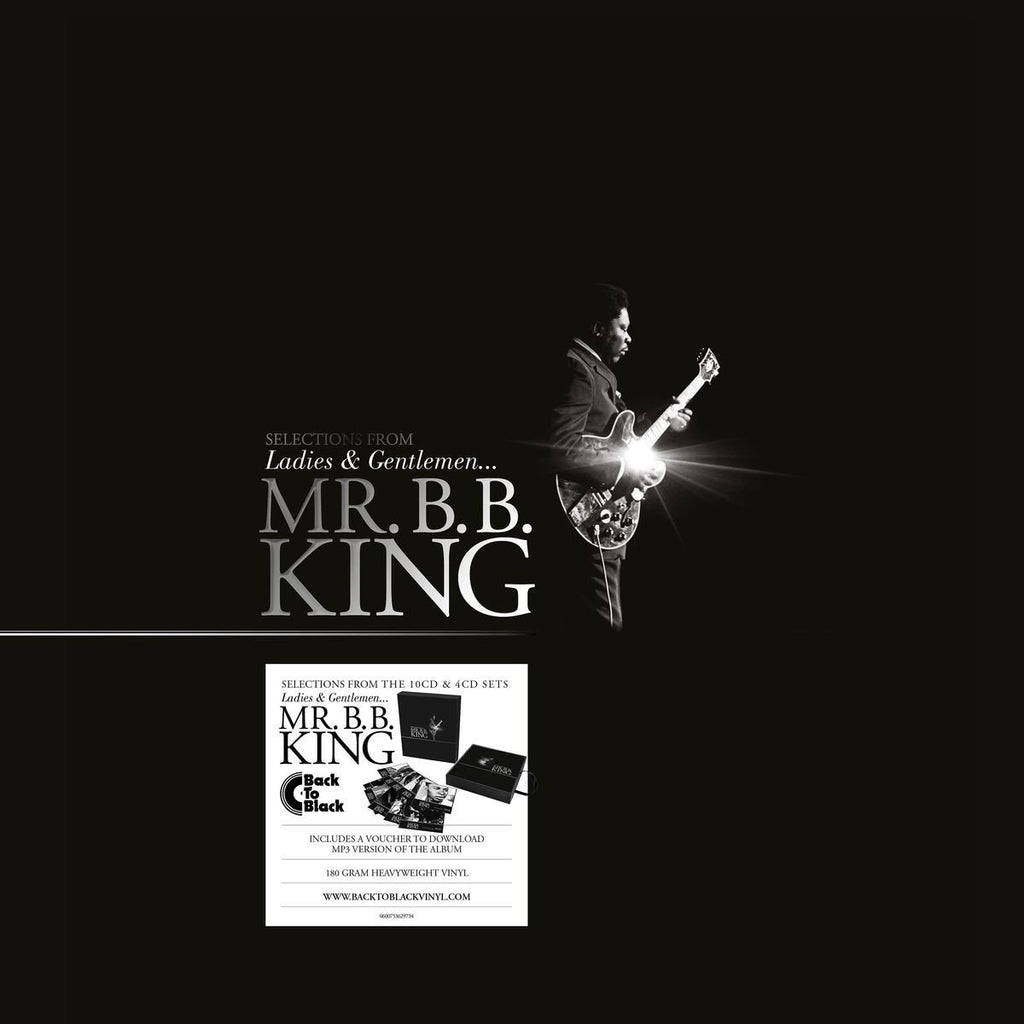 BB King - Ladies & Gentleman, Mr BB King (2LP)