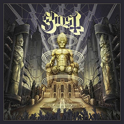 Ghost - Ceremony & Devotion (2LP)