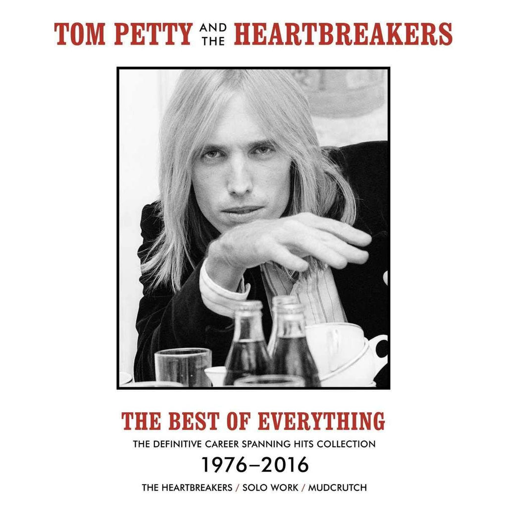 Tom Petty - Greatest Hits: The Best Of Everything (4LP)
