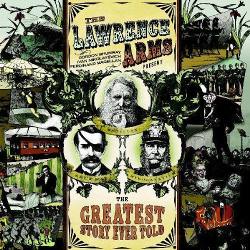 Lawrence Arms - Greatest Story Ever Told