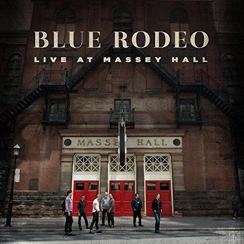 Blue Rodeo - Live At Massey Hall (2LP)