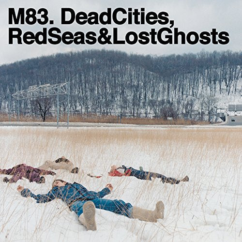 M83 - Dead Cities, Red Seas And Lost Ghosts (2LP)