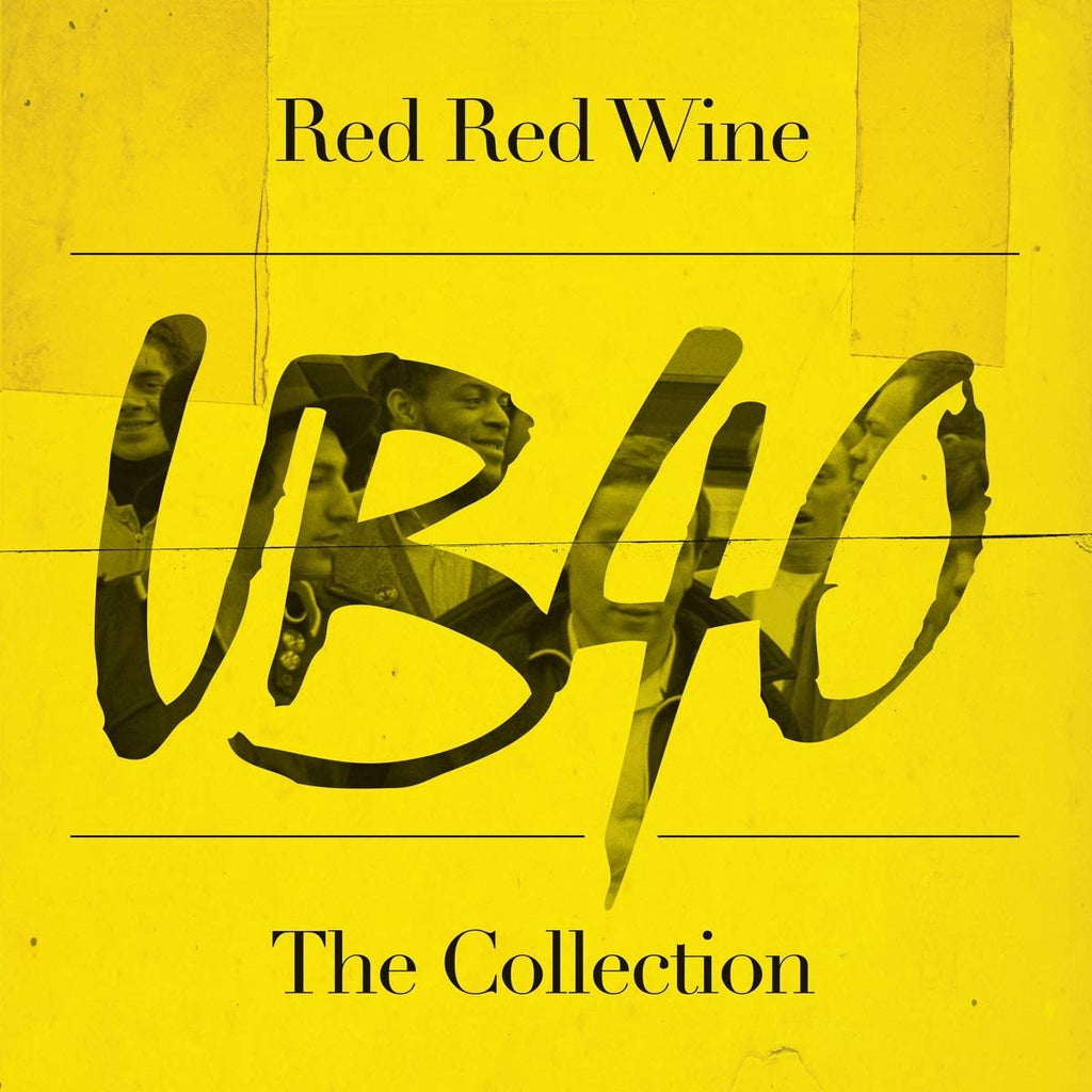 UB40 - Red Red Wine: The Collection