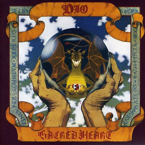 Dio - Sacred Heart (Clear)