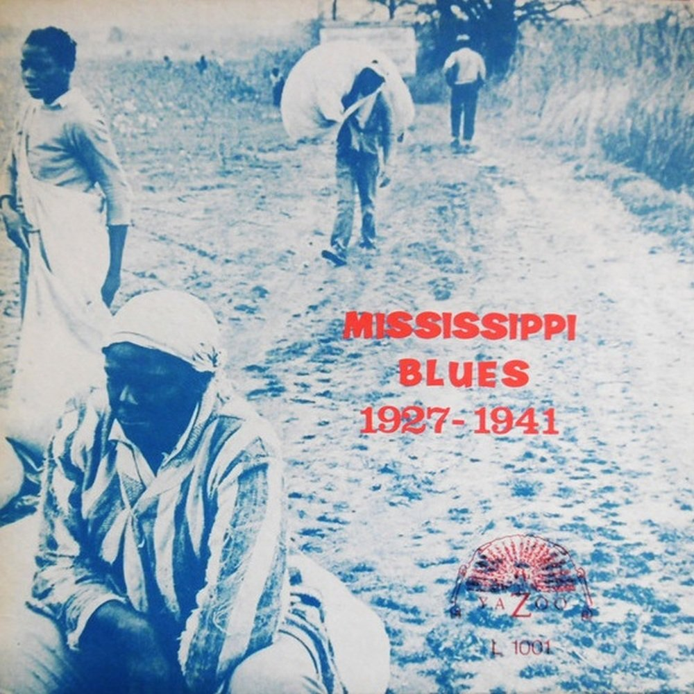 Various Artists - Mississippi Blues 1927-1941