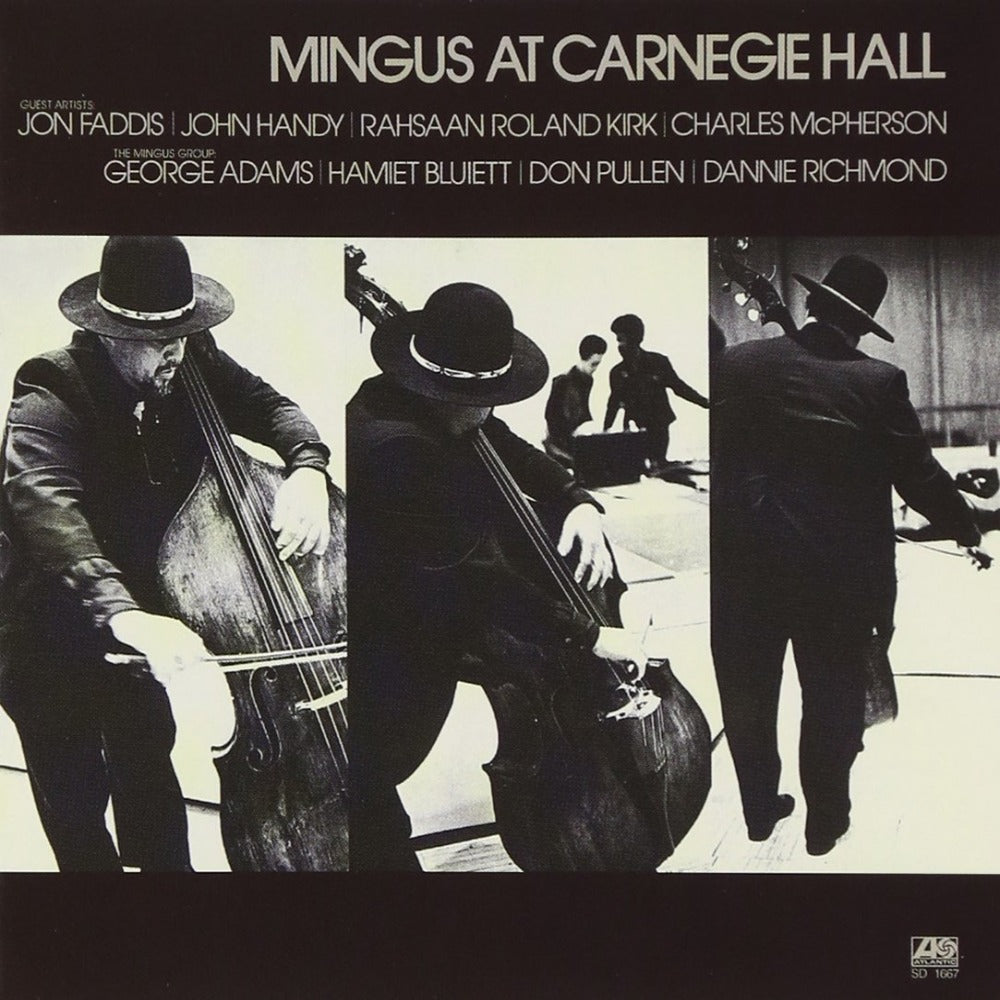 Charles Mingus - Mingus At Carnegie Hall (3LP)