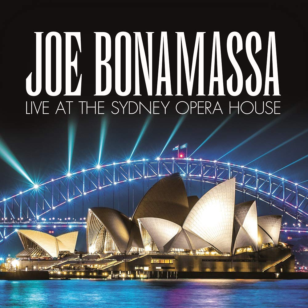 Joe Bonamassa - Live At The Sydney Opera House (2LP)