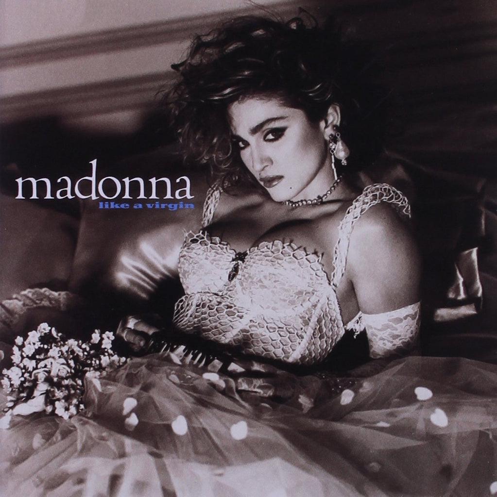 Madonna - Like A Virgin (White)