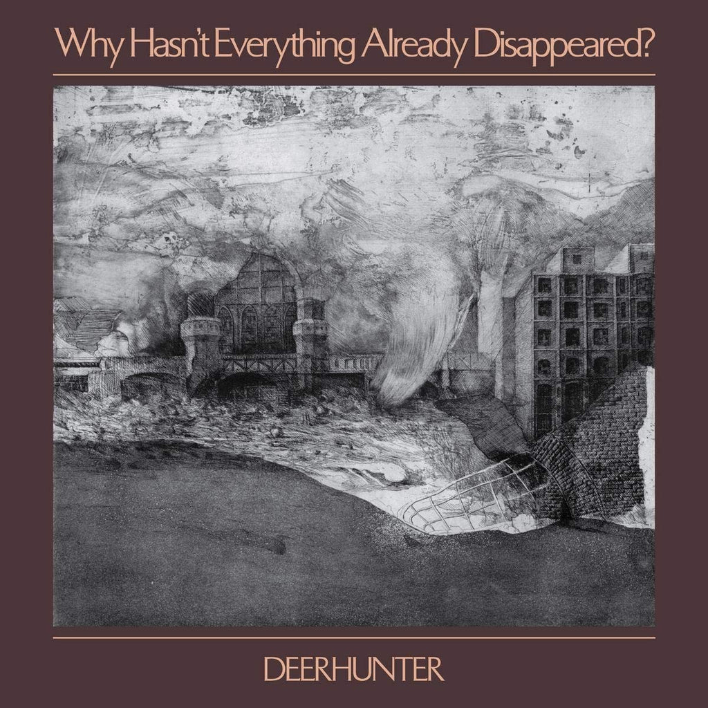 Deerhunter - Why Hasn't Everything Already Disappeared (Grey)