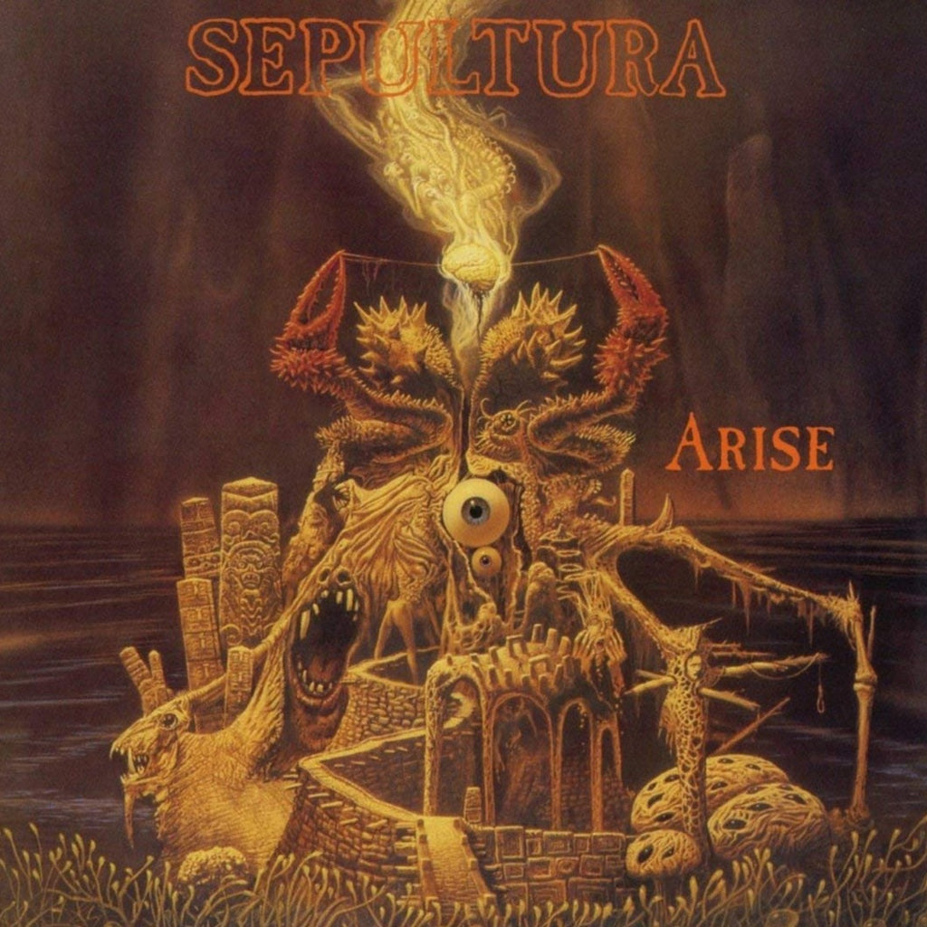 Sepultura - Arise (2LP)