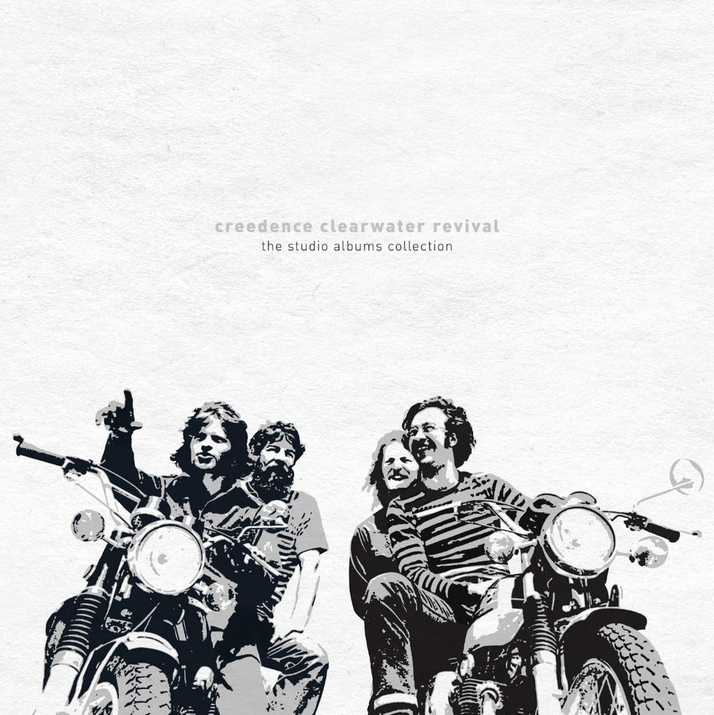Creedence Clearwater Revival -  The Studio Albums Collection (Half-Speed Masters)