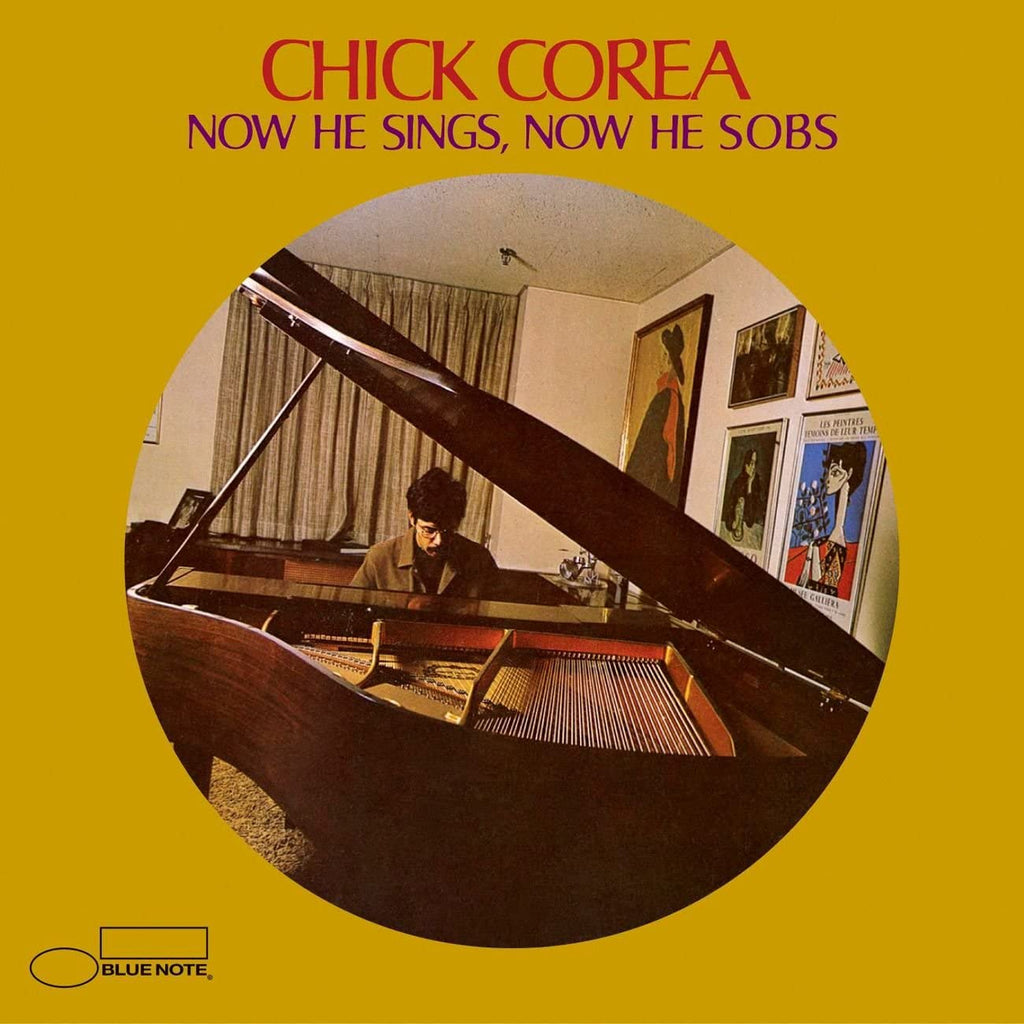 Chick Corea - Now He Sings, Now He Sobs (Tone Poet Audiophile Series)