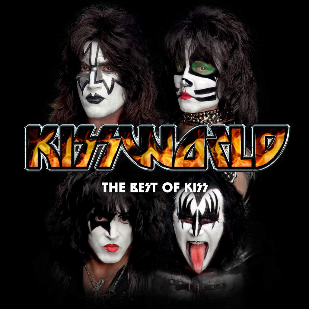 Kiss - Kissworld: The Best Of Kiss (2LP)