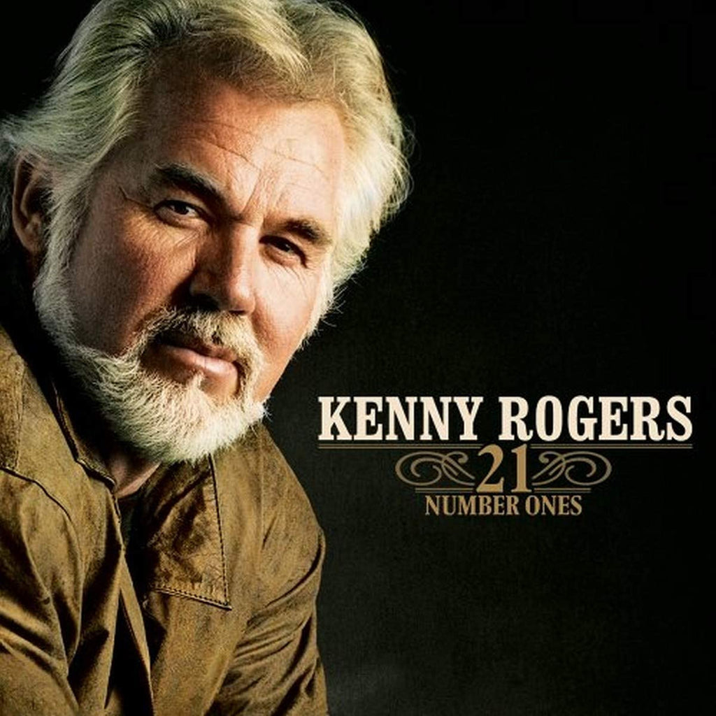 Kenny Rogers - 21 Number Ones (2LP)