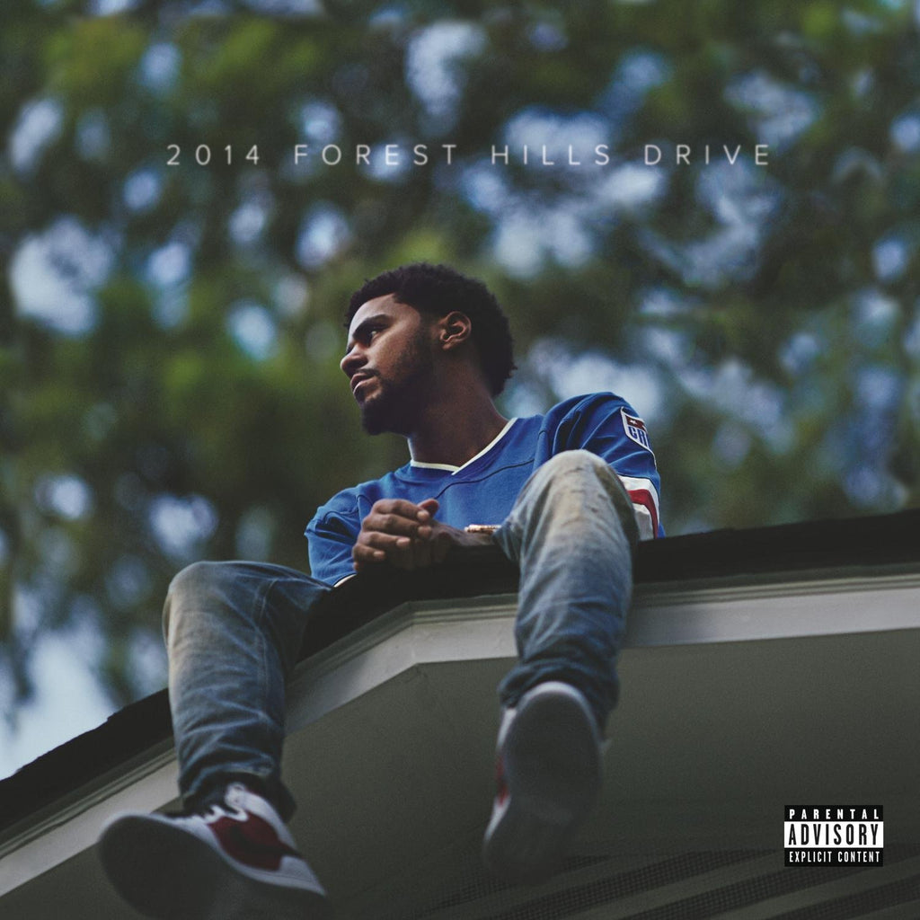 J Cole - 2014 Forest Hill Drive (2LP)