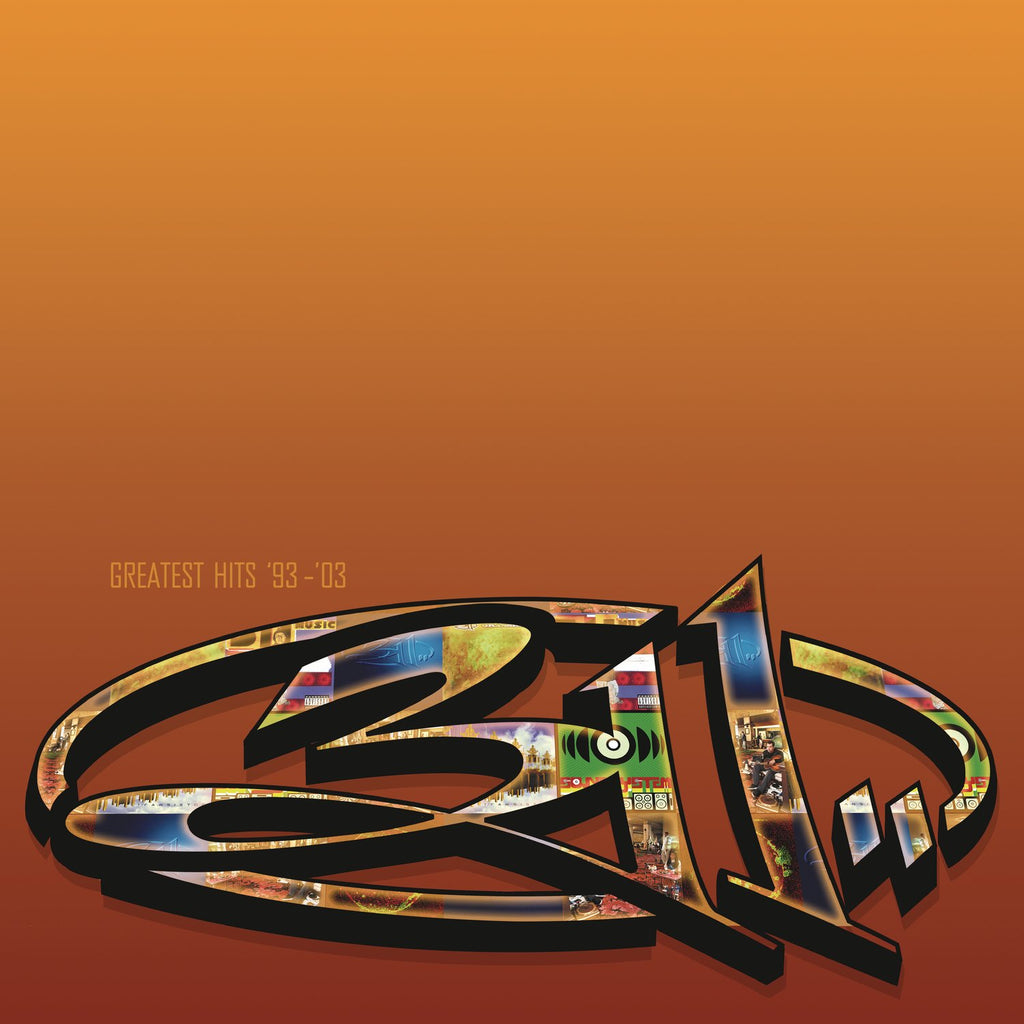 311 - Greatest Hits 93-03 (2LP)