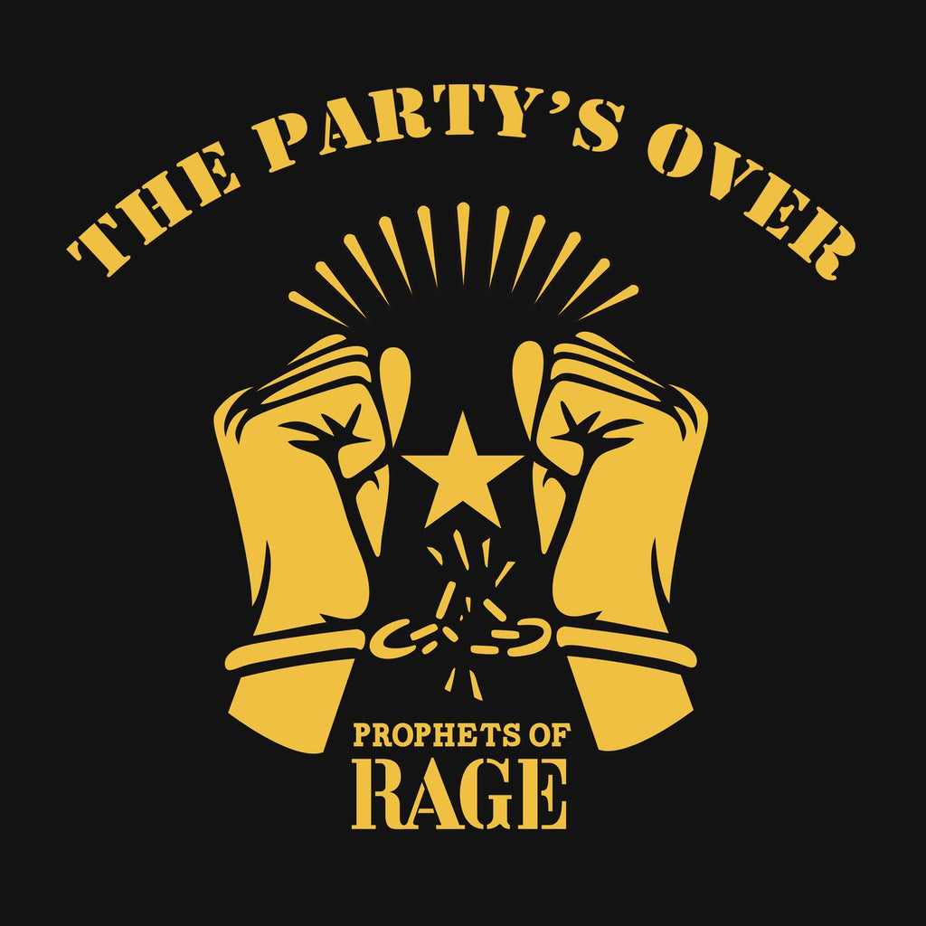 Prophets Of Rage - The Party's Over EP (Red)