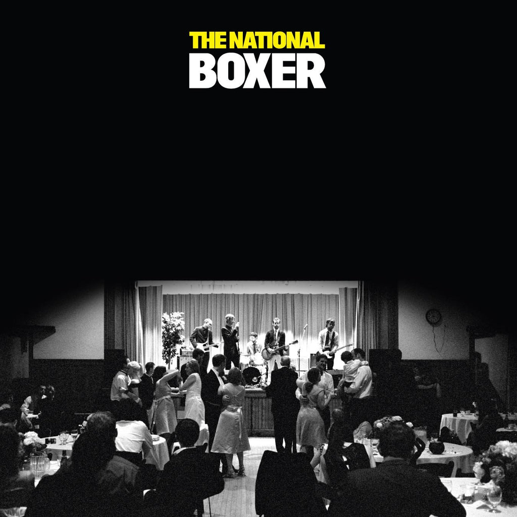 National - Boxer (Yellow)