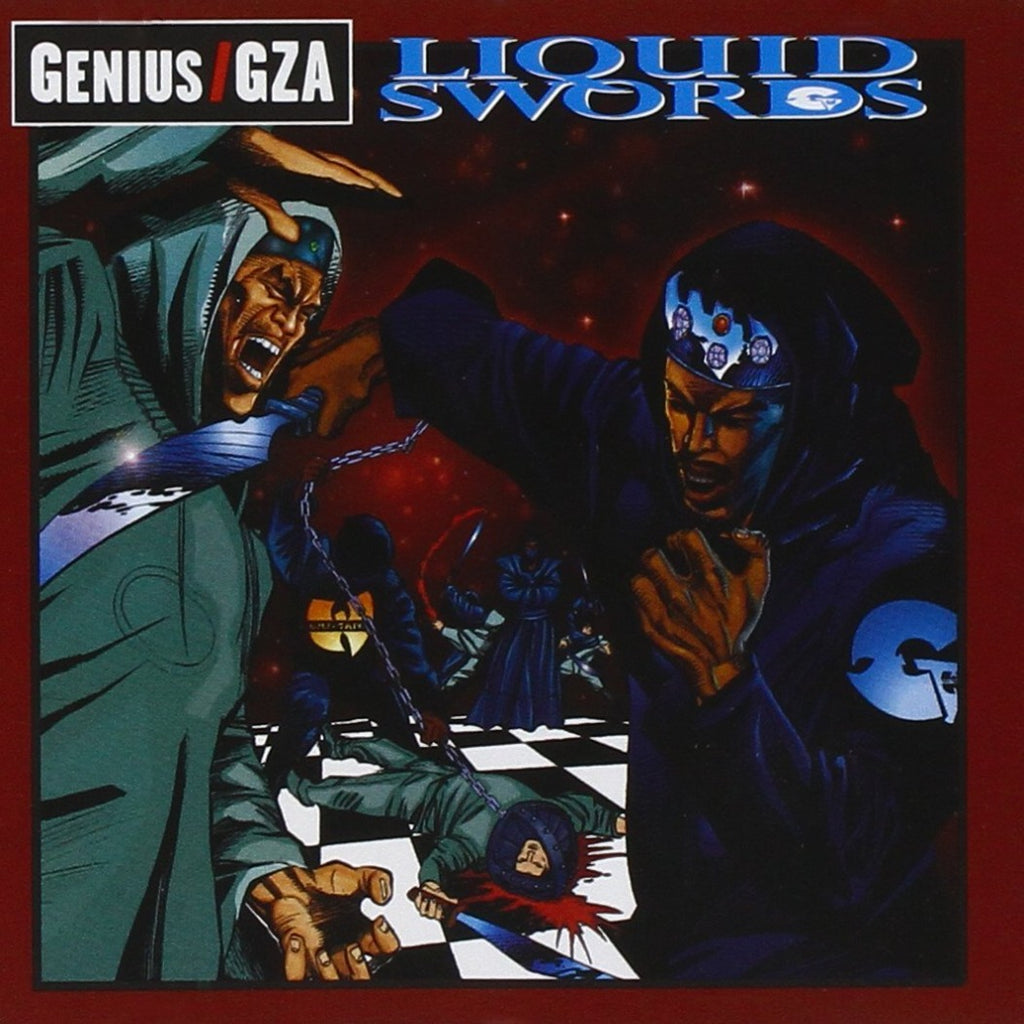 Genius & GZA - Liquid Swords (2LP)