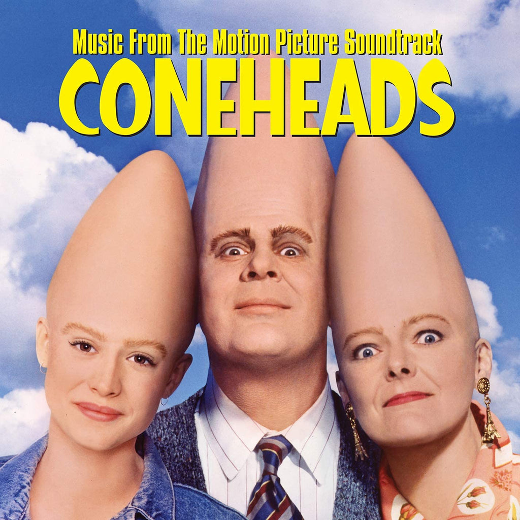 OST - Coneheads (Yellow)