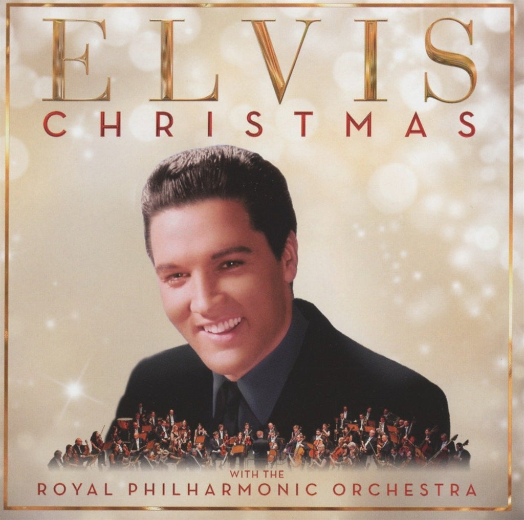 Elvis Presley - Christmas With Elvis Presley & The Royal Philharmonic Orchestra