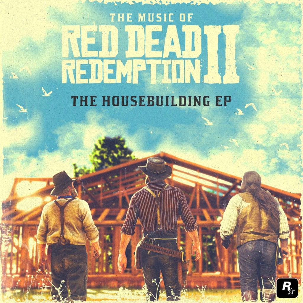 OST - Red Dead Redemption: The Housebuilding EP (Coloured)
