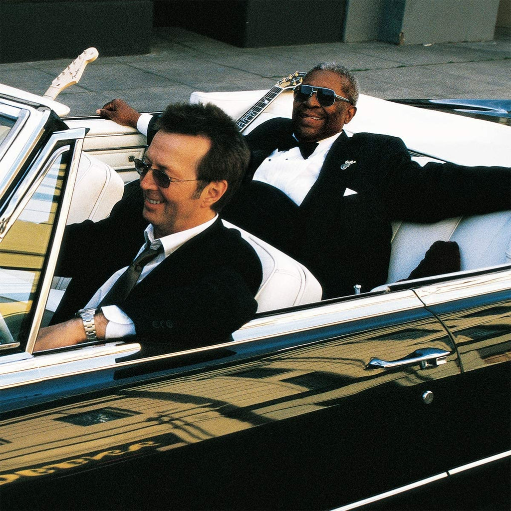 Eric Clapton & BB King - Riding With The King (2LP)(Blue)