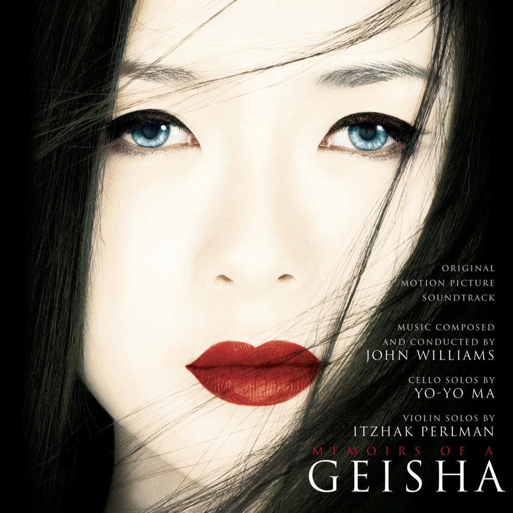 OST - Memoirs Of A Geisha (2LP)(White)