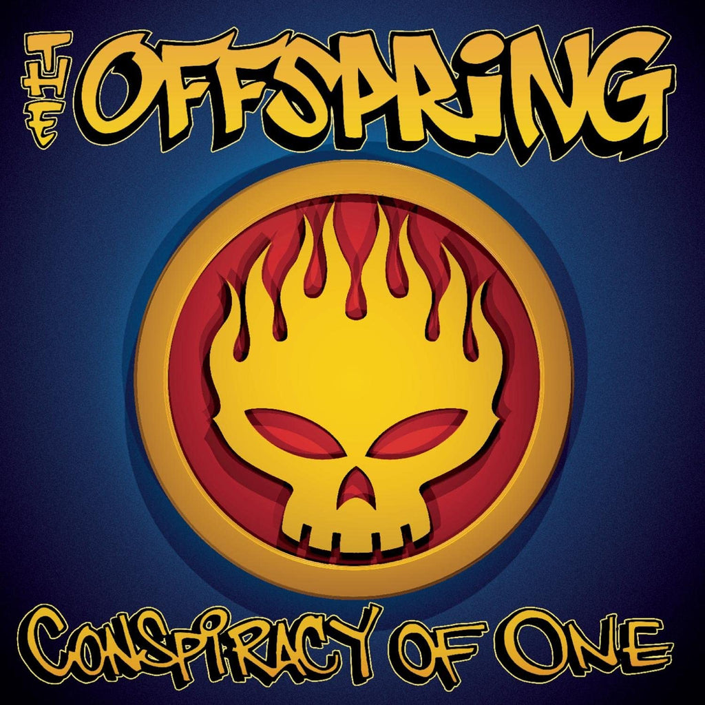 Offspring - Conspiracy Of One (Coloured)
