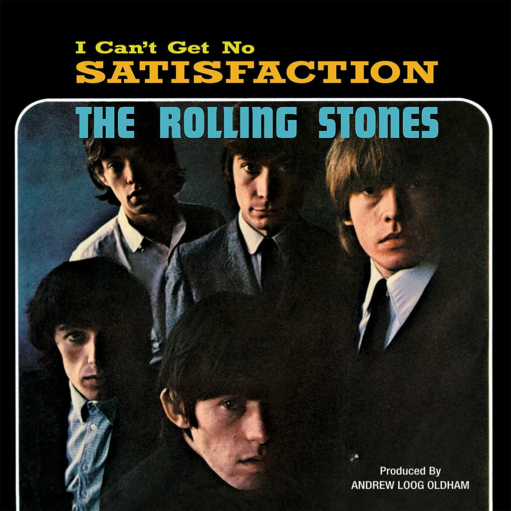 Rolling Stones - I Can't Get No Satisfaction (55th Anniversary)(Emerald)