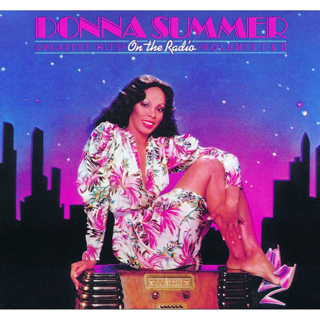 Donna Summer - On The Radio: Greatest Hits Volumes 1 & 2