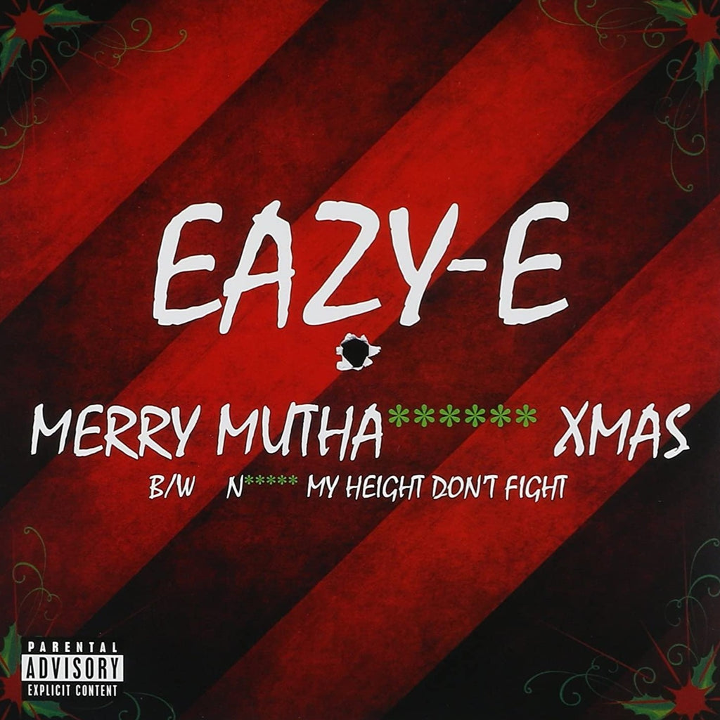 Eazy-E - Merry Muthafuckin Xmas (Red)