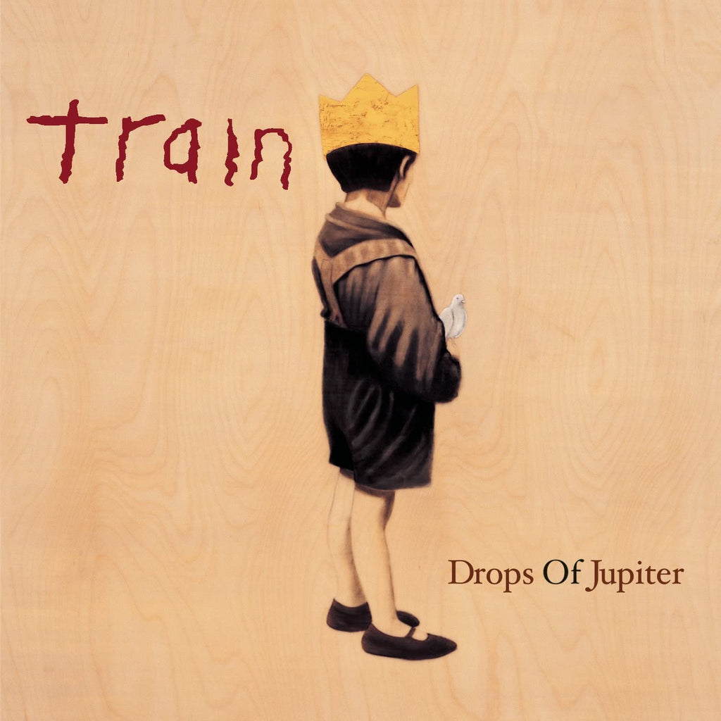 Train - Drops Of Jupiter (Coloured)