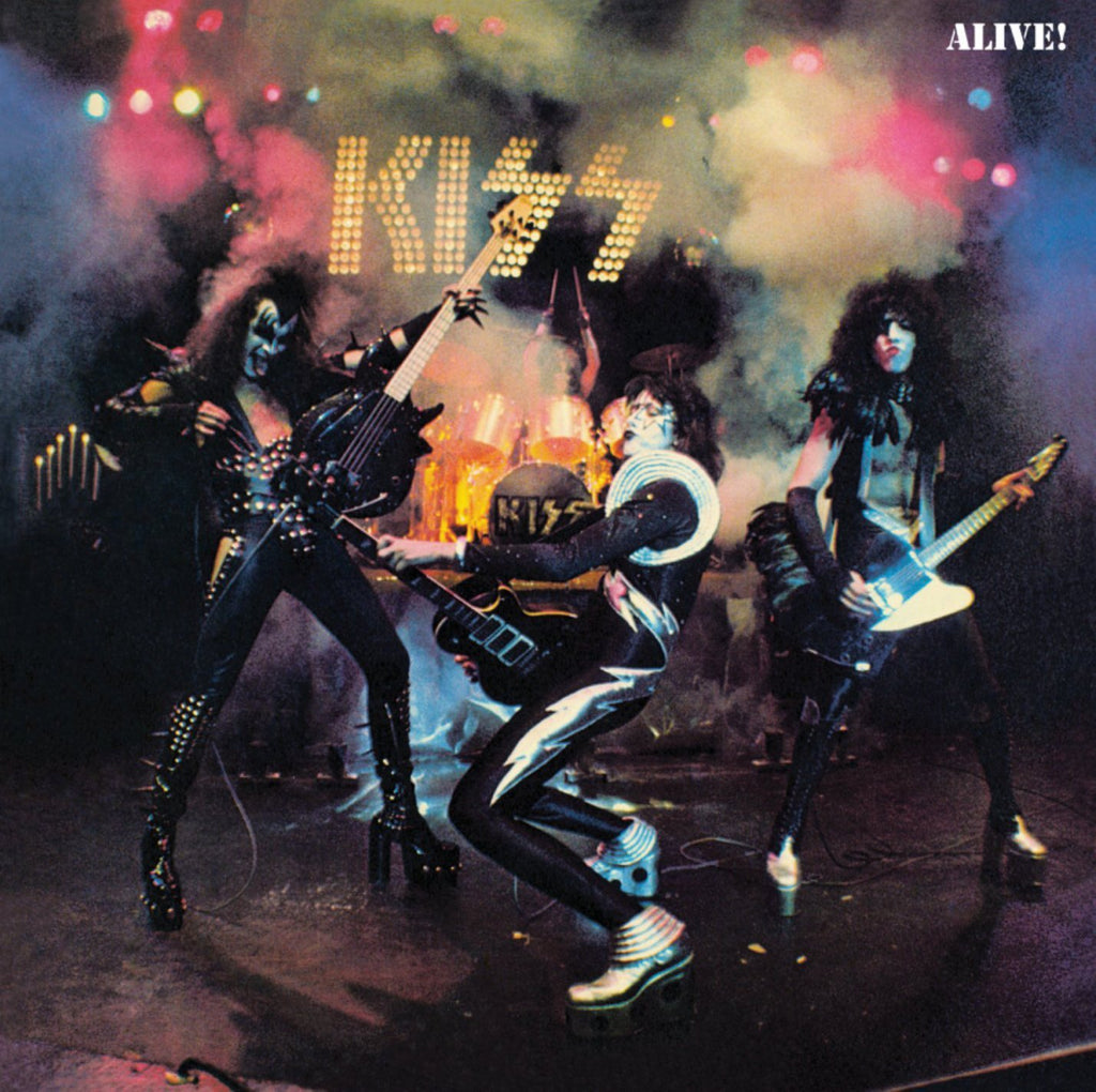 Kiss - Alive (2LP)