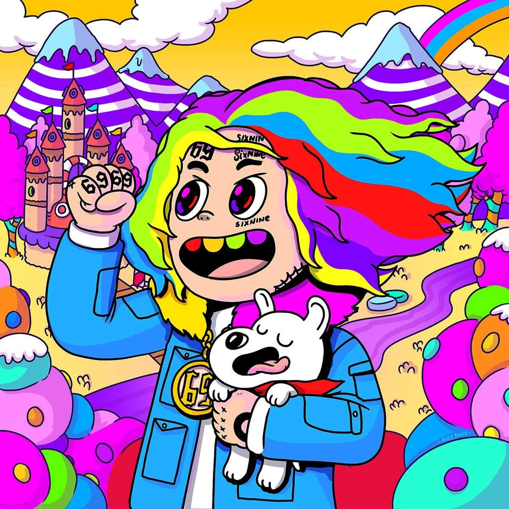 6ix9ine - Day 69 : Graduation Day