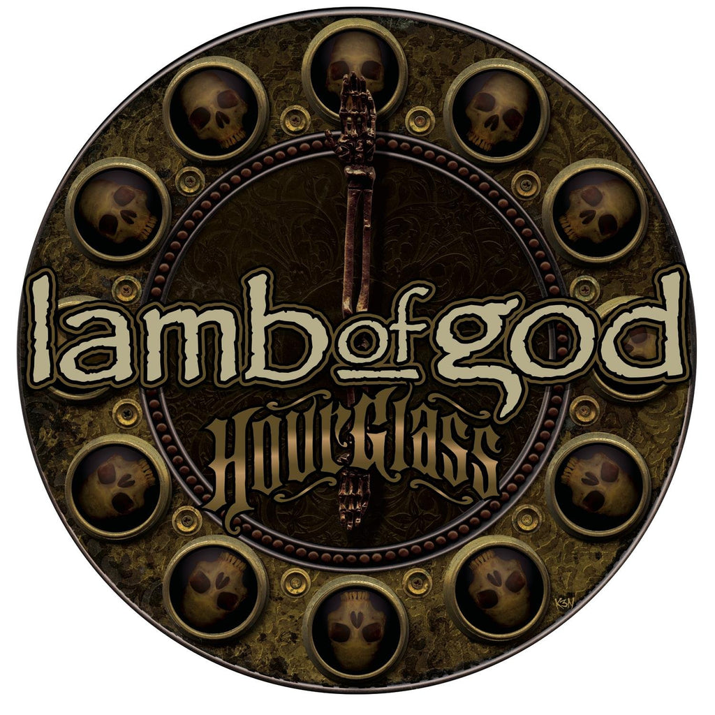 Lamb Of God - Hourglass (6LP)